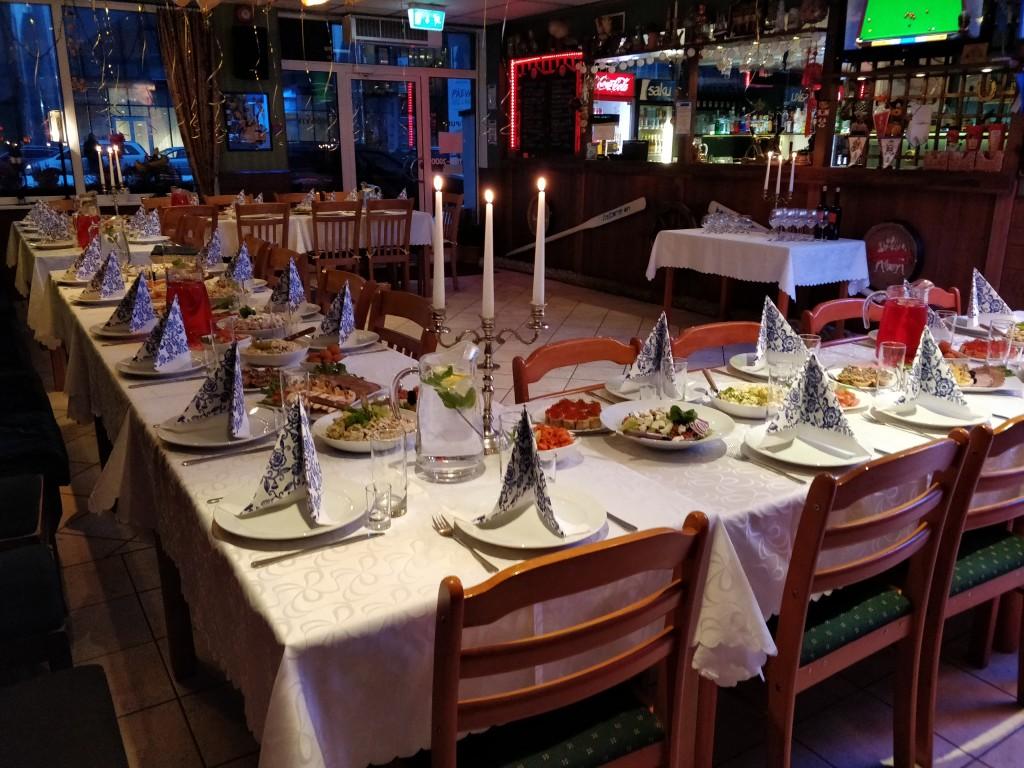 restoran sünnipäevaks